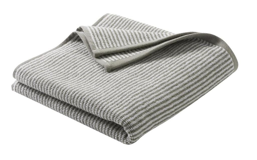 Cashmere / Natural Striped