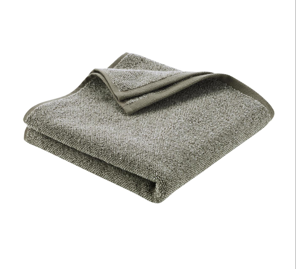 Hand Towel , Organic cotton Color: 563 cashmere bicolor