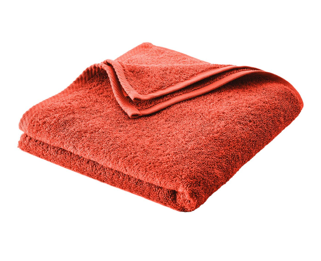 Hand Towel , Organic cotton Color: 592 sunrise