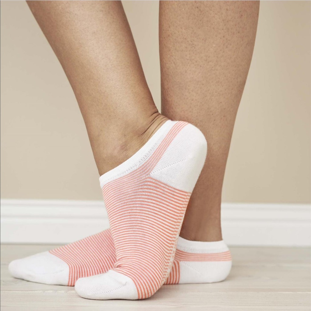 "Sneaker socks | ""ABBY"" Living Crafts, pack of 2"