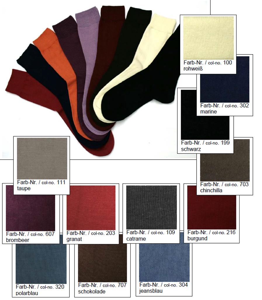 Organic Cotton Unisex Socks | Grodo 52108