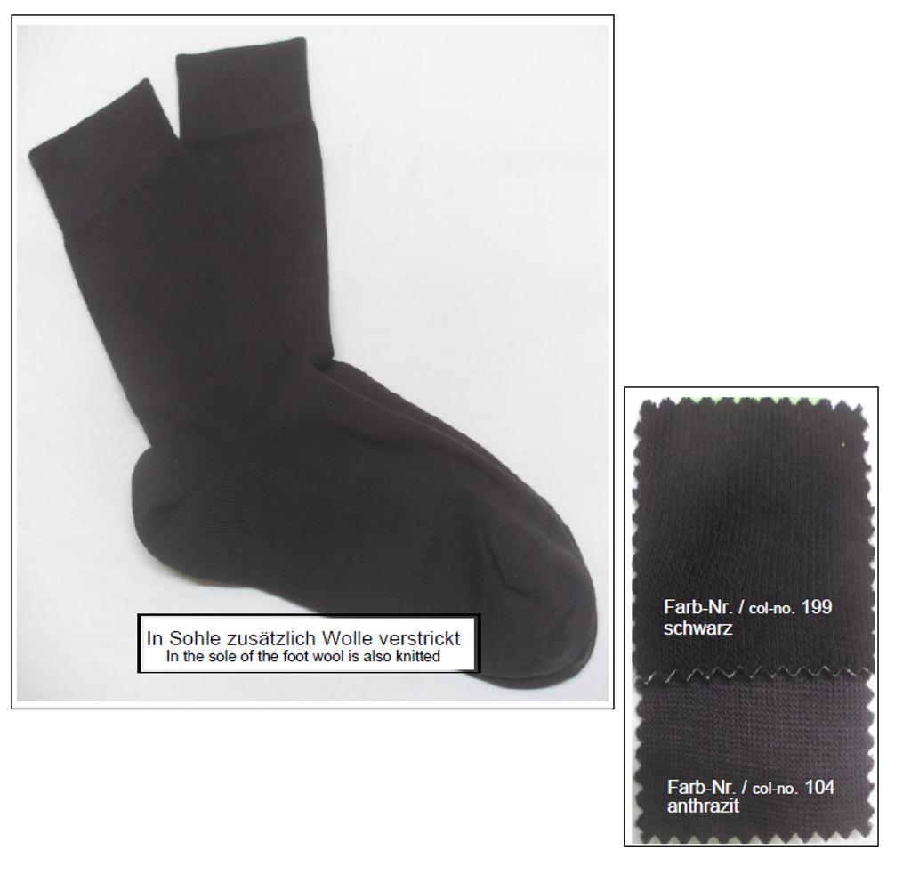Organic Cotton Unisex Socks   Grodo 52199