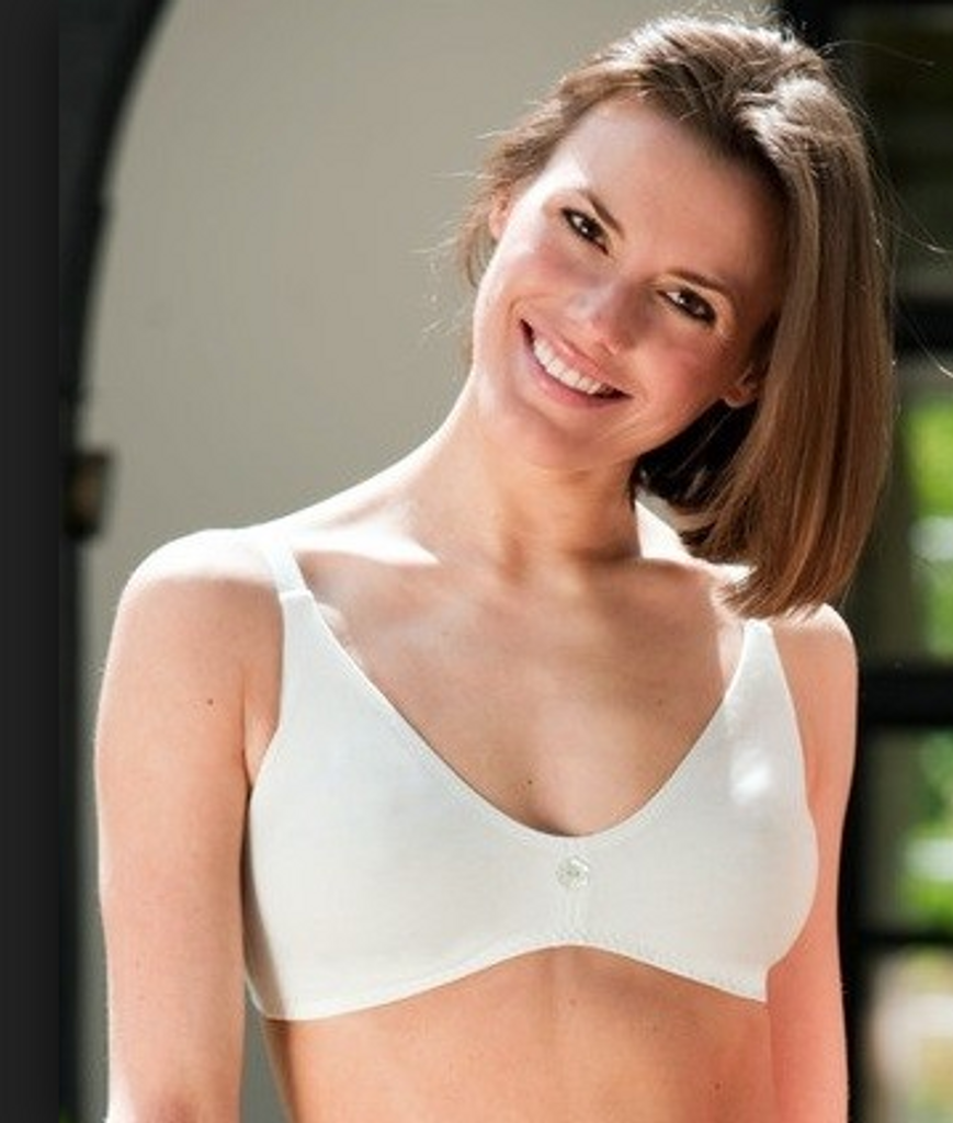 Organic Cotton Soft Non-wired Bra | Engel 365100
