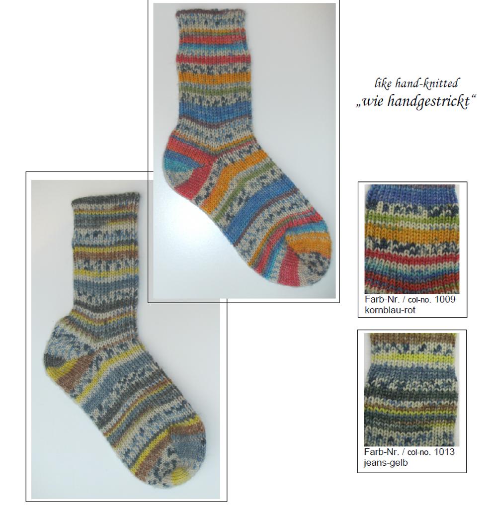 Organic Wool Cotton Kids' Socks | Grodo 14064