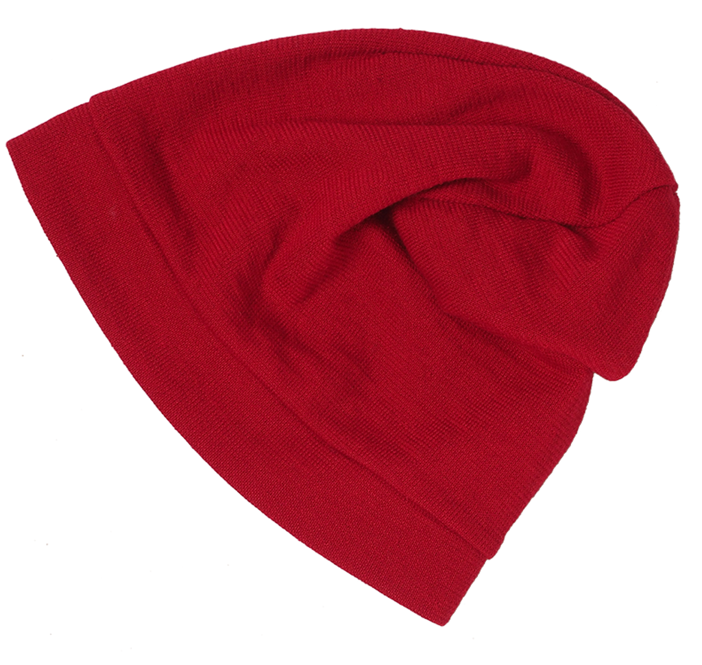 Organic Wool Silk Hat