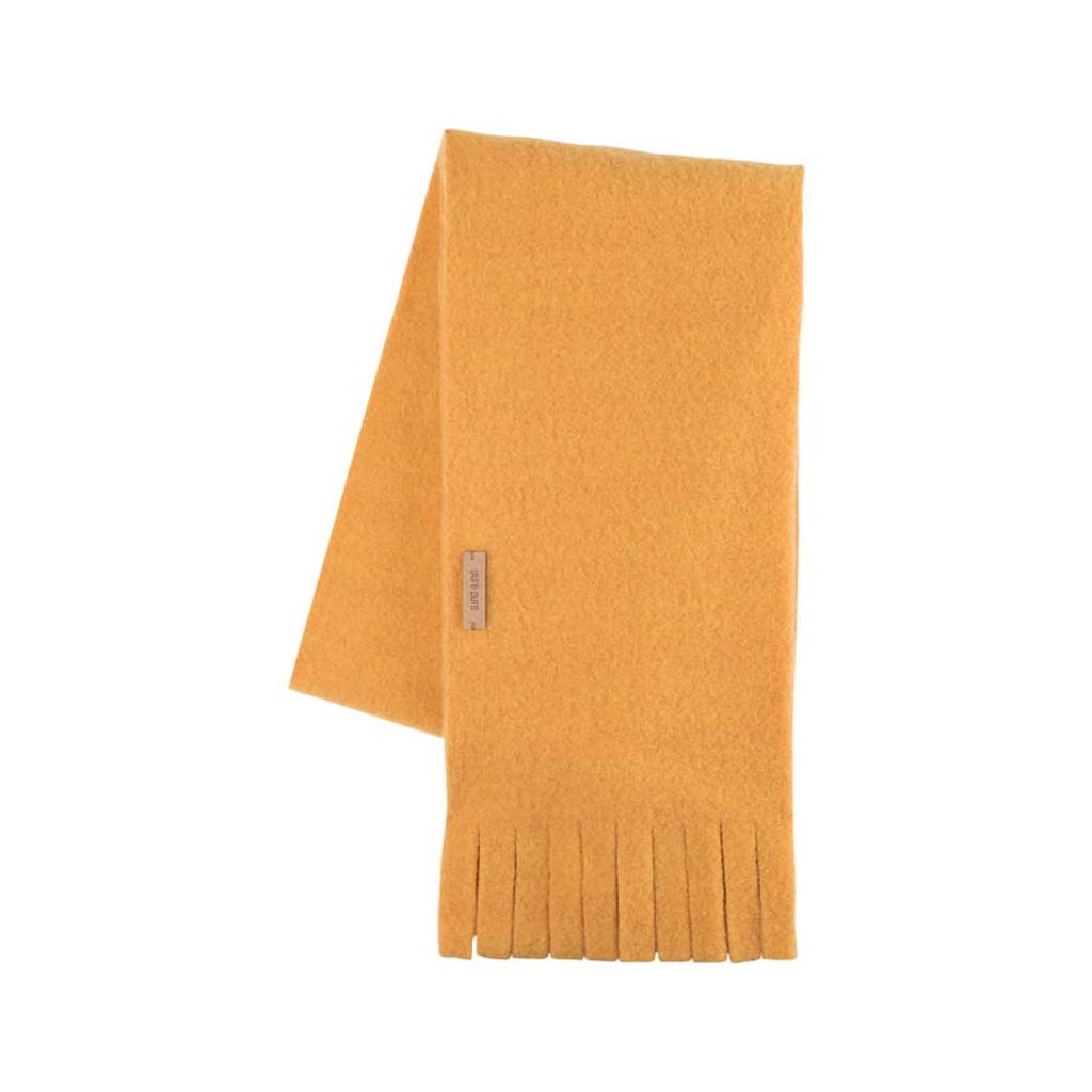 Babies Kids Organic Wool scarf Color: 081 honey