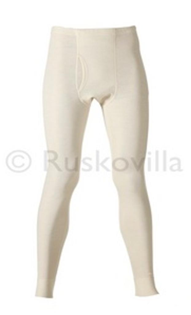 Ruskovilla Organic Merino Wool Silk Men Leggings