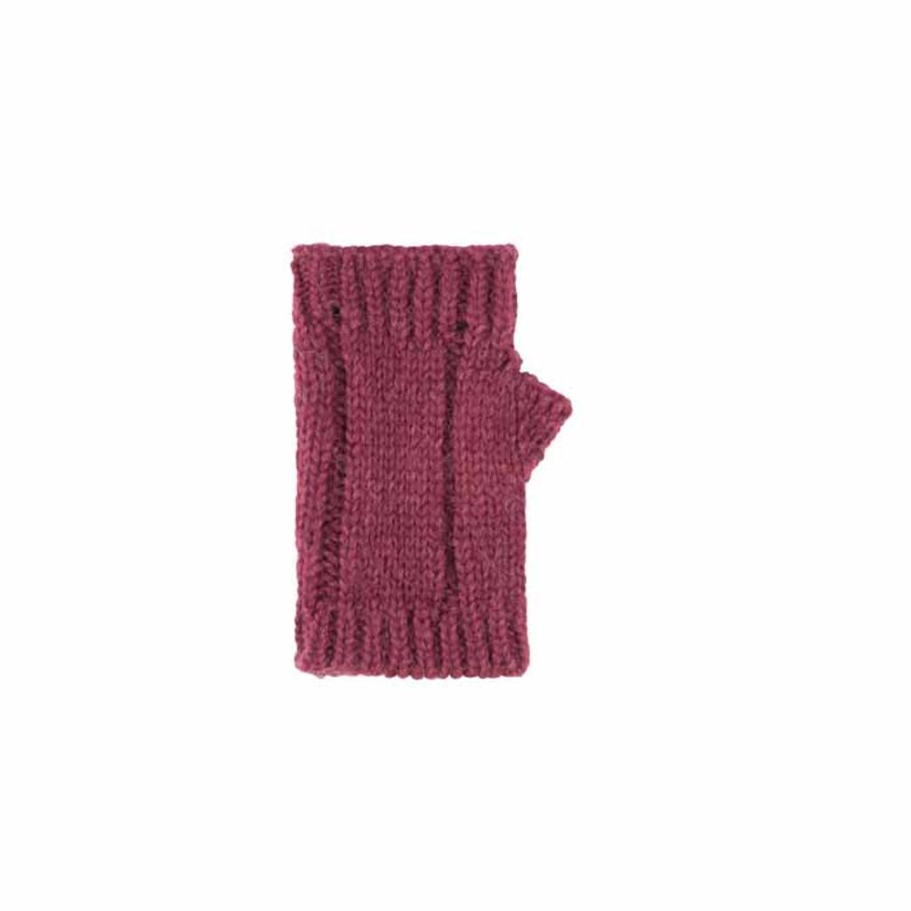 Women's Hand Warmer. Color: Burgund