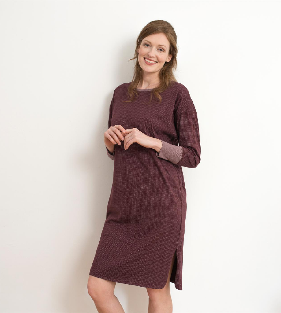 Women Night Dress | organic cotton