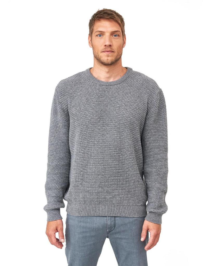 Men Knitted Sweater | 100% Organic Wool