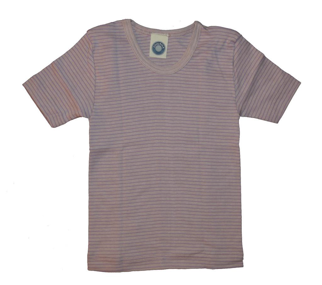 Pink/ Natural/ Lavender Stripes