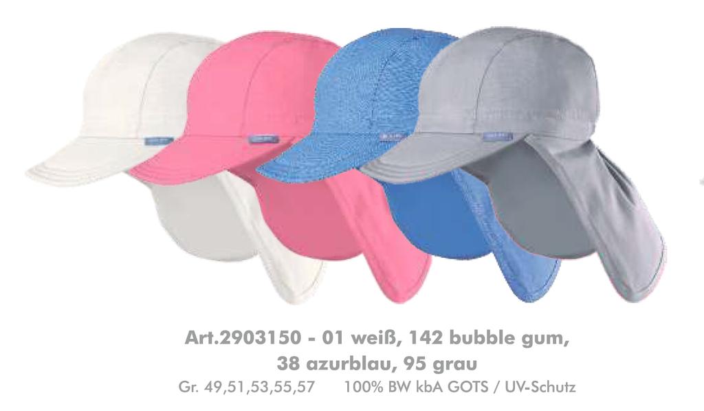 Organic Cotton Summer Hat   PurePure 2903150
