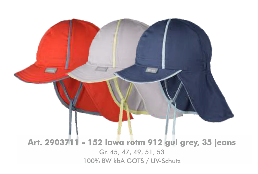 Organic Cotton Summer Hat | PurePure 2903711