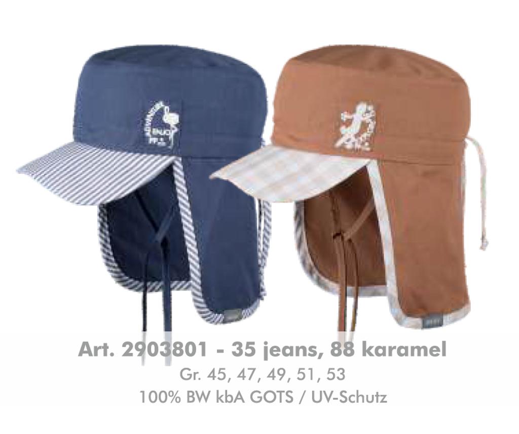 Organic Cotton Summer Hat | PurePure 2903801