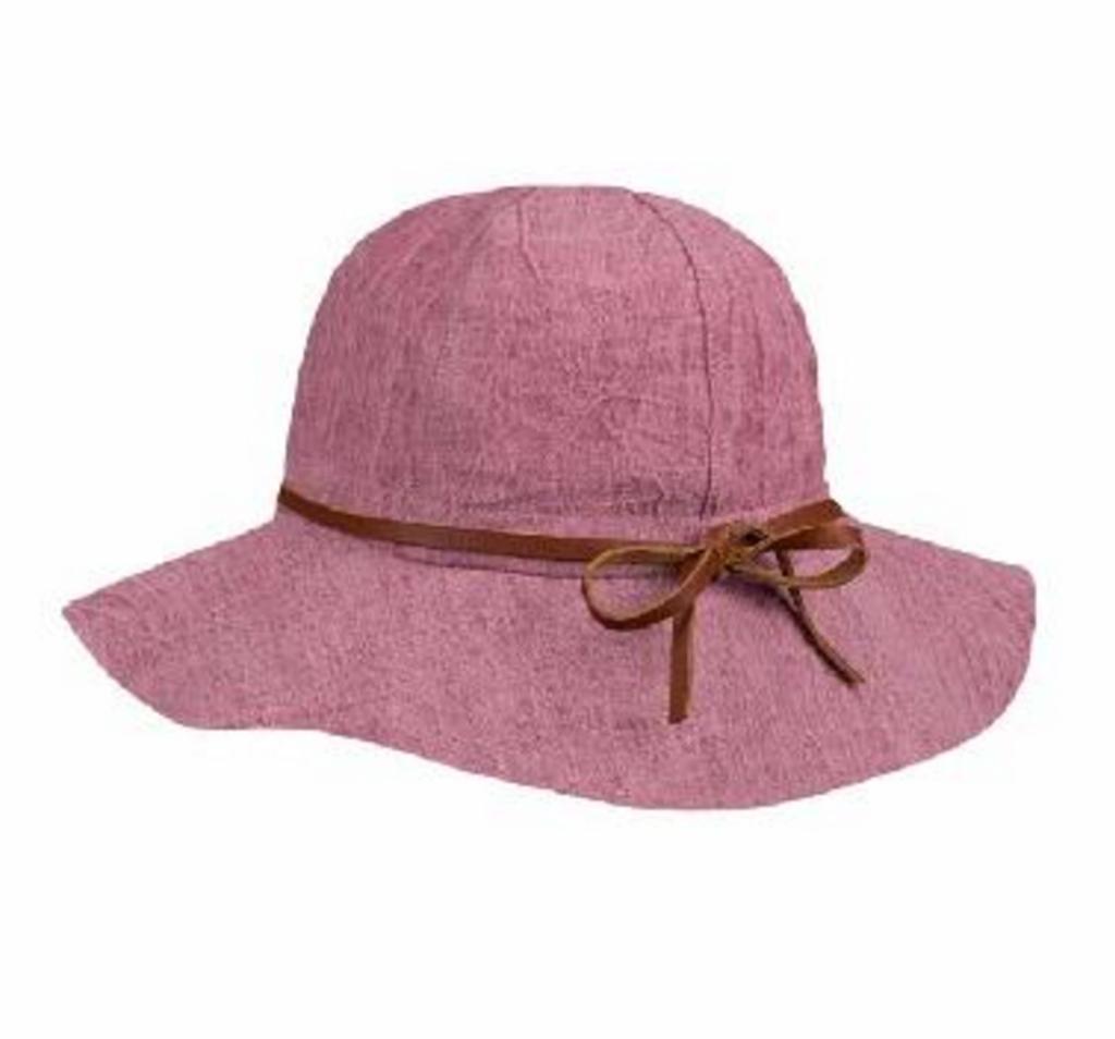 Organic Linen Women Summer Hat | PurePure 2402411