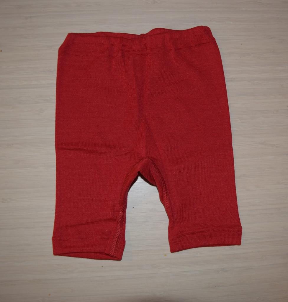 Organic Wool/ Silk Children's Bermuda Shorts | Cosilana