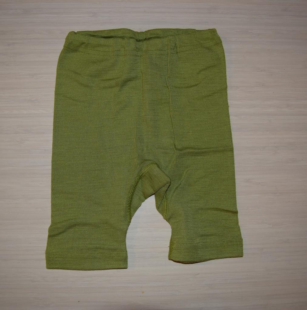 Organic Wool/ Silk Children's Bermuda Shorts