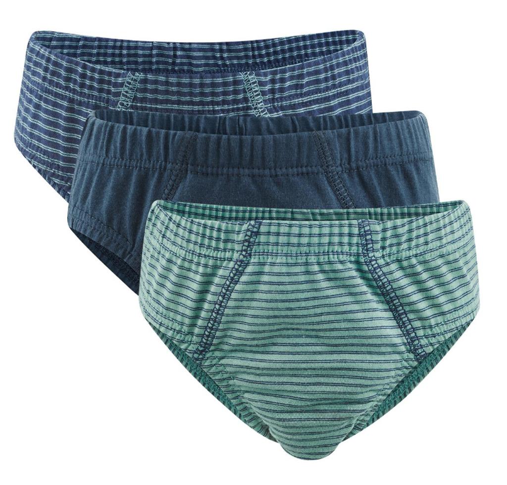 Organic Cotton Boy's Underwear 3 pack
