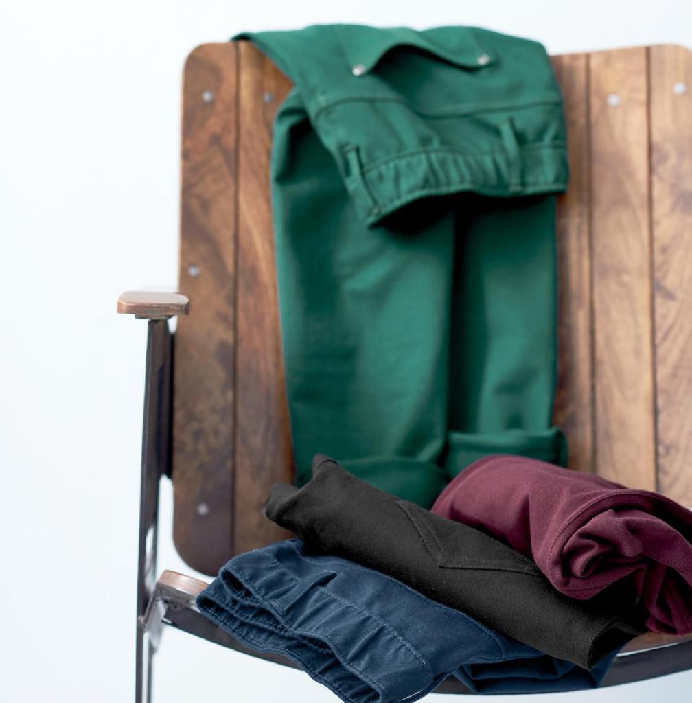 Treggings Organic Cotton Color: 557 forest