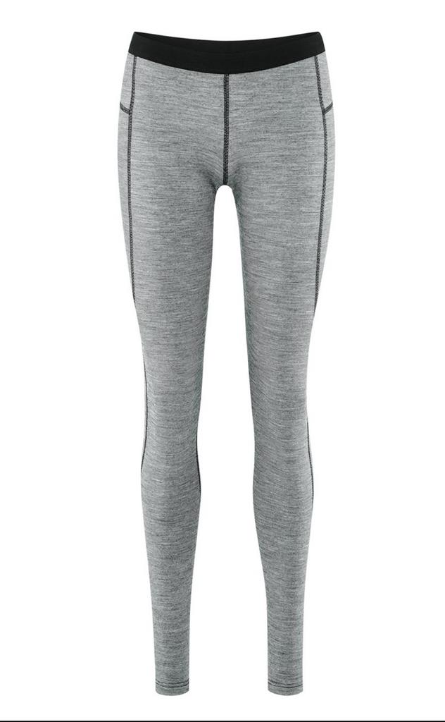 "Athletic Leggings| ""DELILAH"" organic wool"
