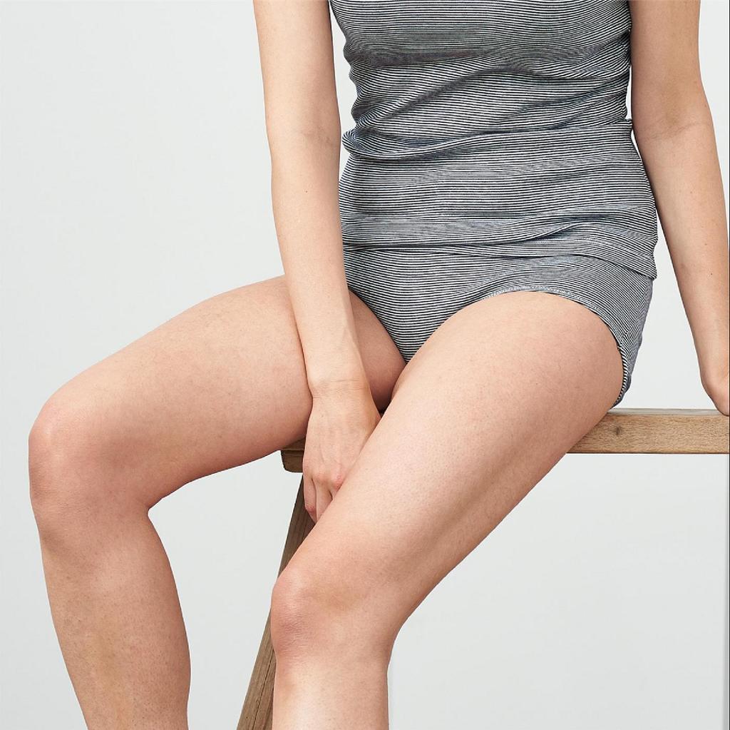 Women's Panty    Organic Cotton, 2 pack , 4323