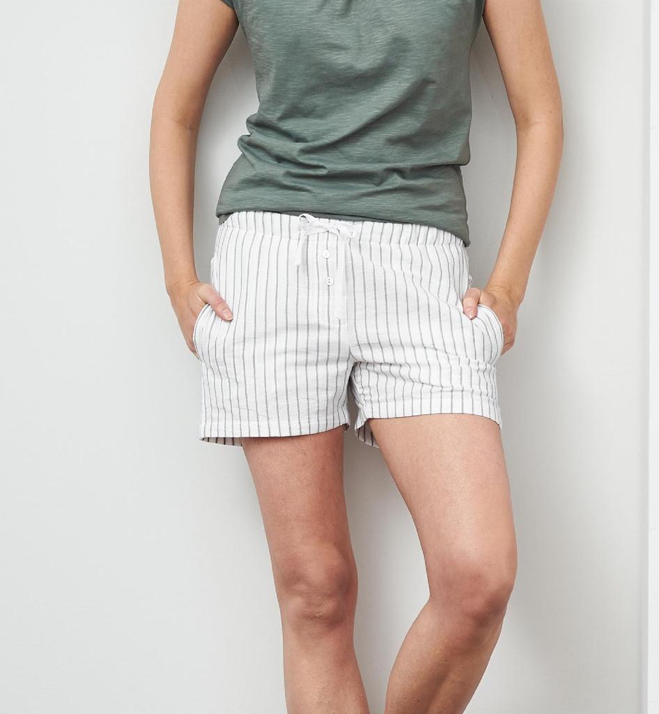 "Pajama Shorts | ""Alissa"" organic cotton"