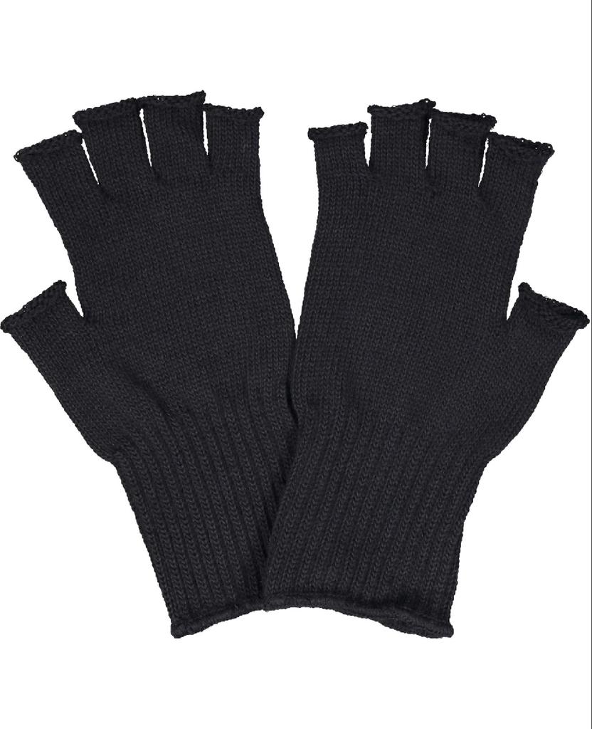 Ruskovilla Organic Merino Wool Finger-less Gloves