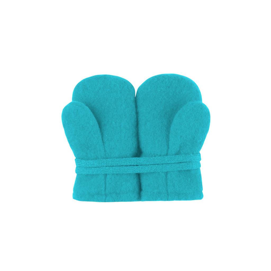 Baby Organic Wool Mittens Color: 45 pogoda