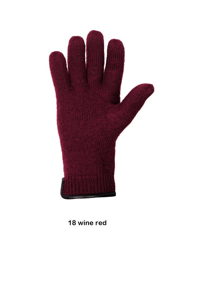 Women Organic Wool Gloves