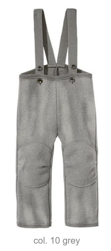 Disana Organic Boiled Wool Overalls