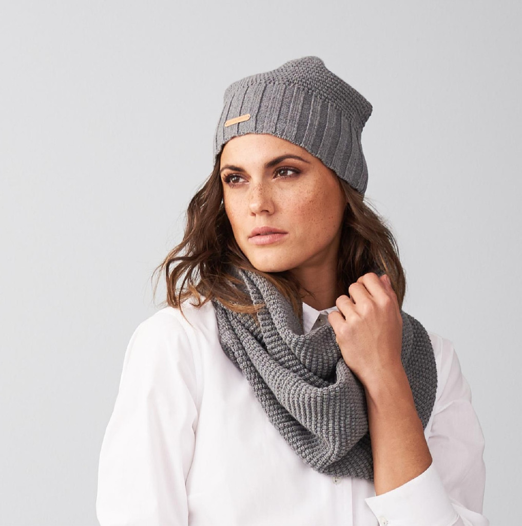 Women's Organic Cotton Wool Hat