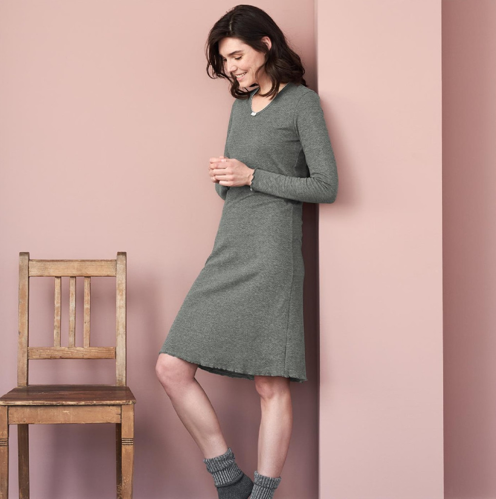 Organic Cotton Nightdress