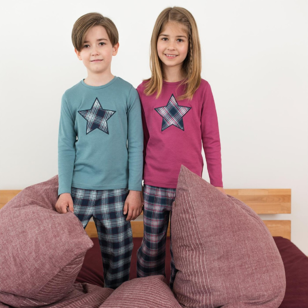 Organic Cotton Pajamas