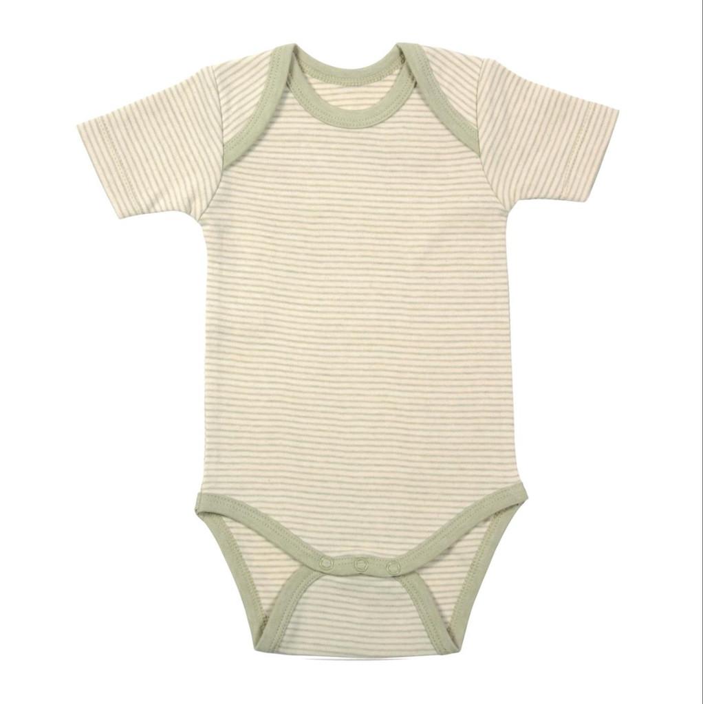 Short Sleeve Bodysuit  Color: 503 hayday-striped