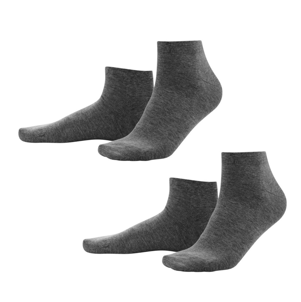 Men Sneaker socks Color: 627 anthra melange