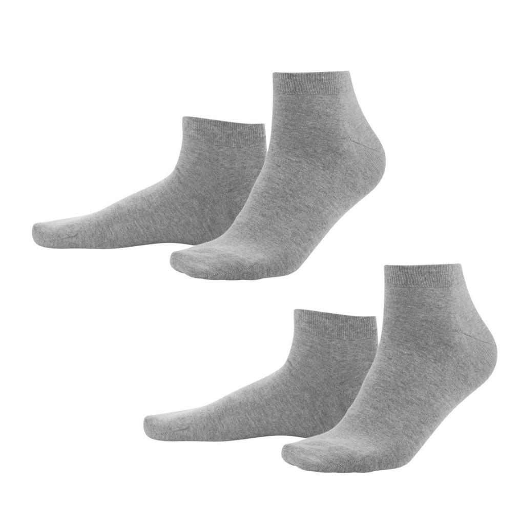 Men Sneaker socks Color: 638 Stone Grey