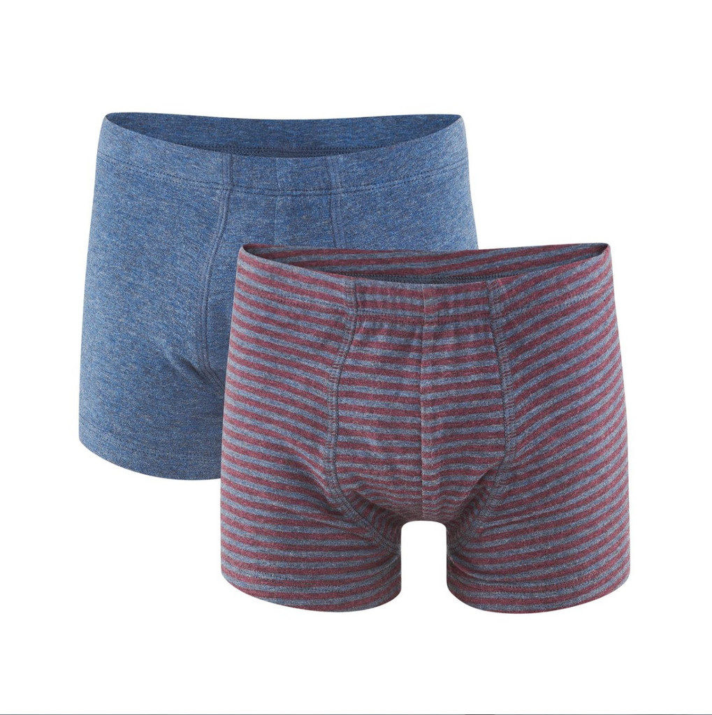 Organic Cotton Boys Underwear