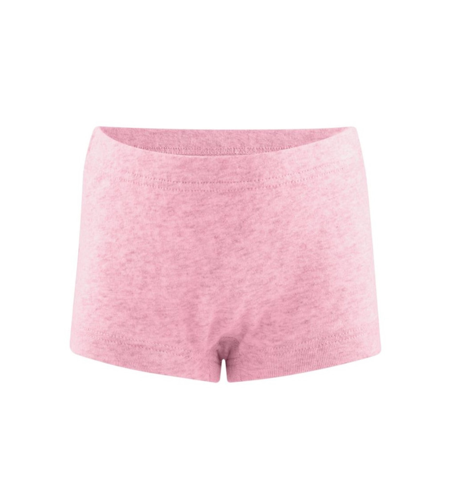 Organic Cotton Girl's Panties