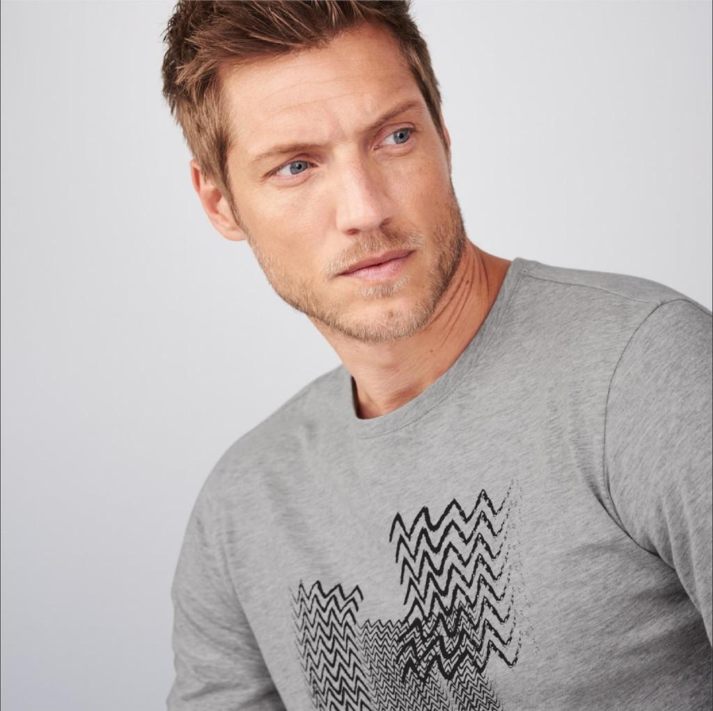 Men's Long-sleeved shirt