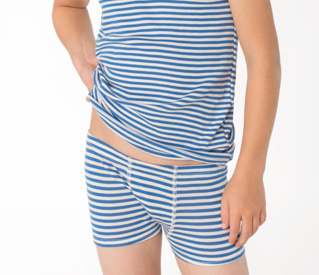 Organic Cotton Boy's Boxer Underwear
