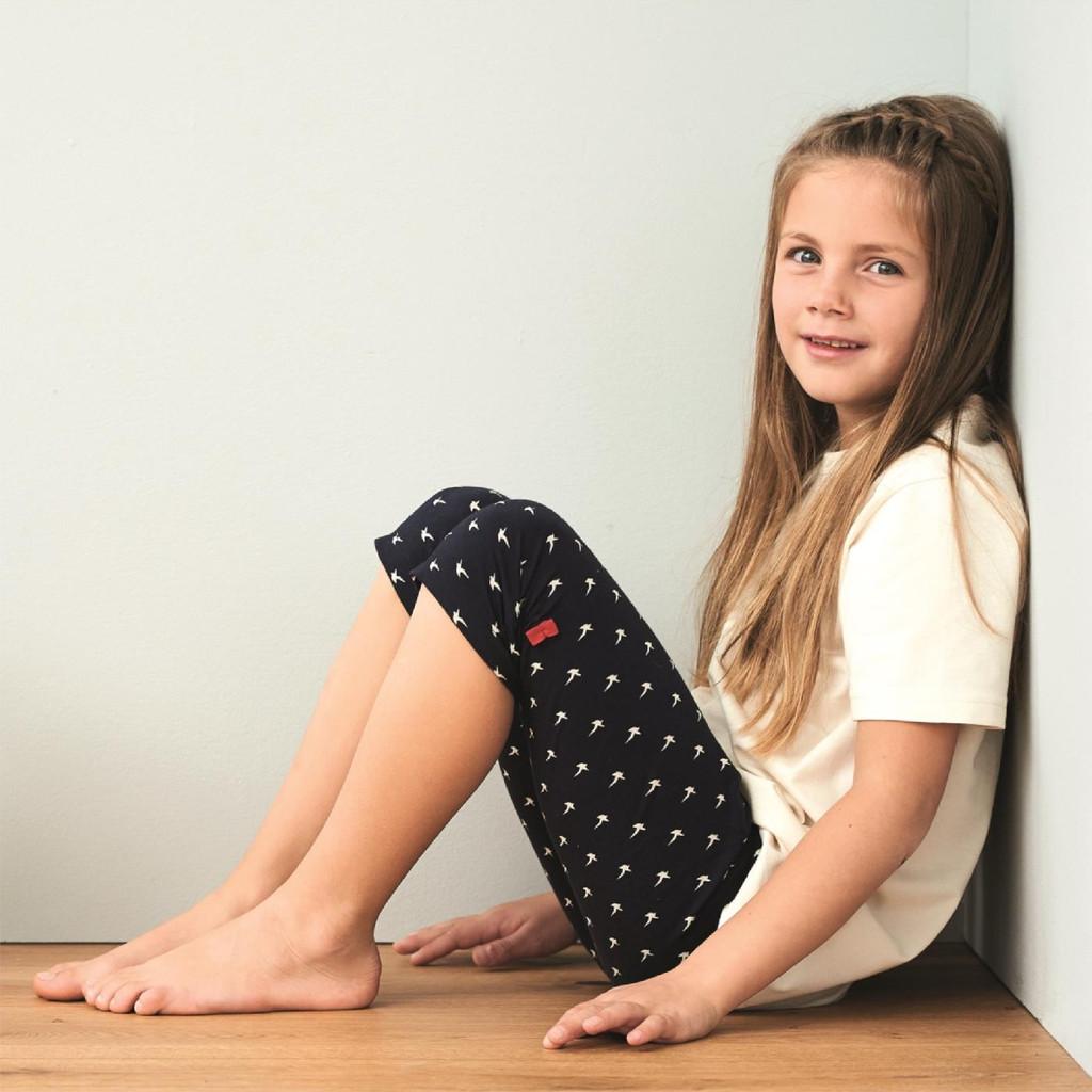 Organic Cotton Girls Leggings