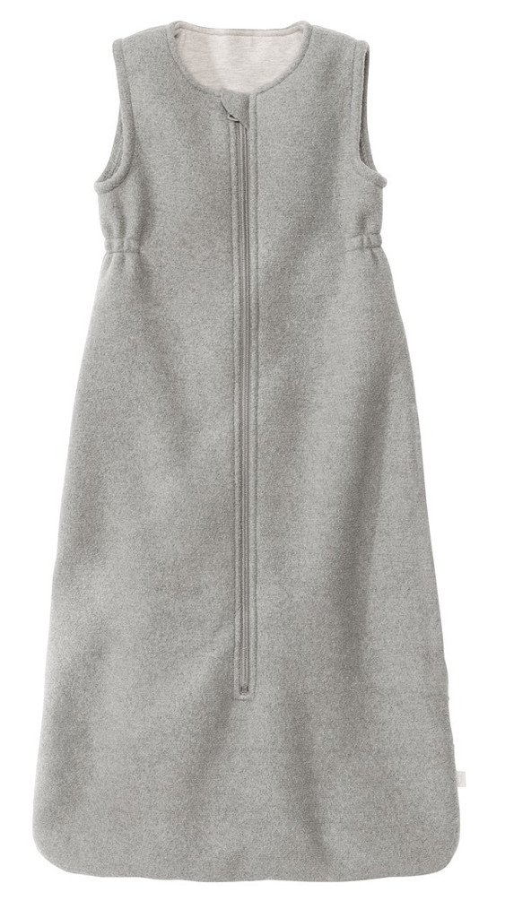 Disana Boiled Wool Sleep Sack Color: Grey