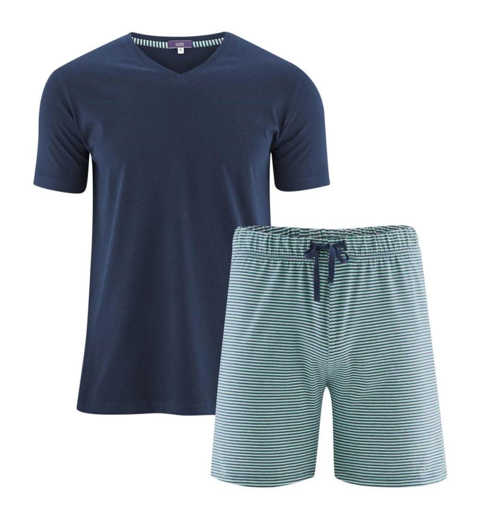 Men's Pyjamas Color: 806 Navy