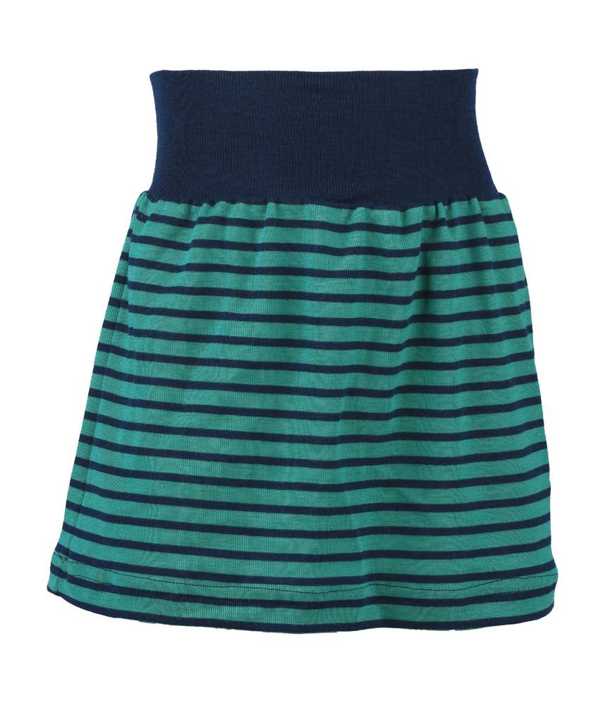 Organic Wool / Silk Skirt