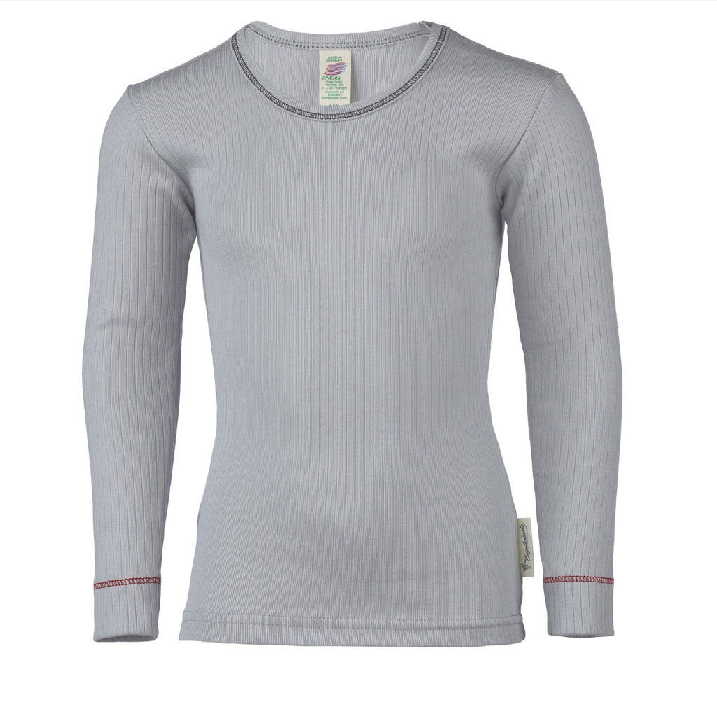 Organic Cotton Children's Long Sleeved Shirt