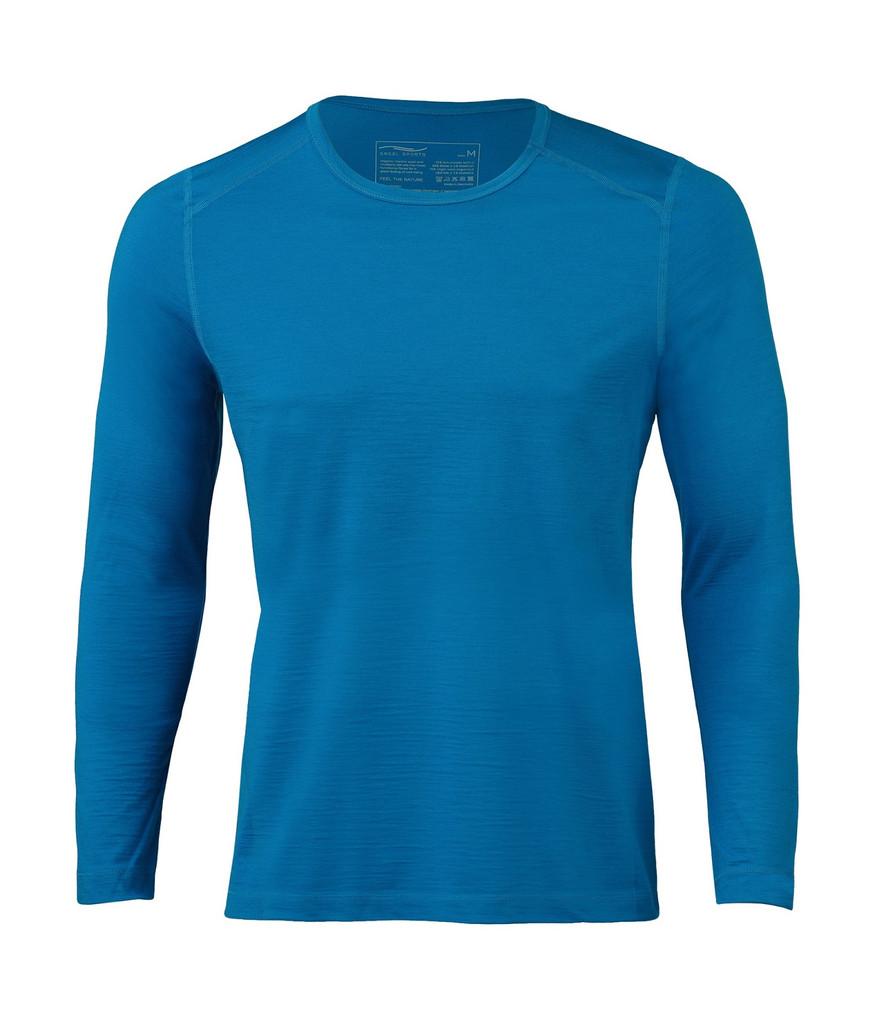 Organic Wool/ Silk Men's Shirt Regular fit