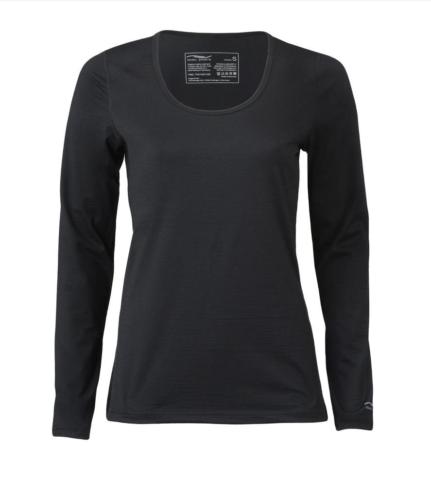 Organic Wool/ Silk Women's Shirt Regular fit