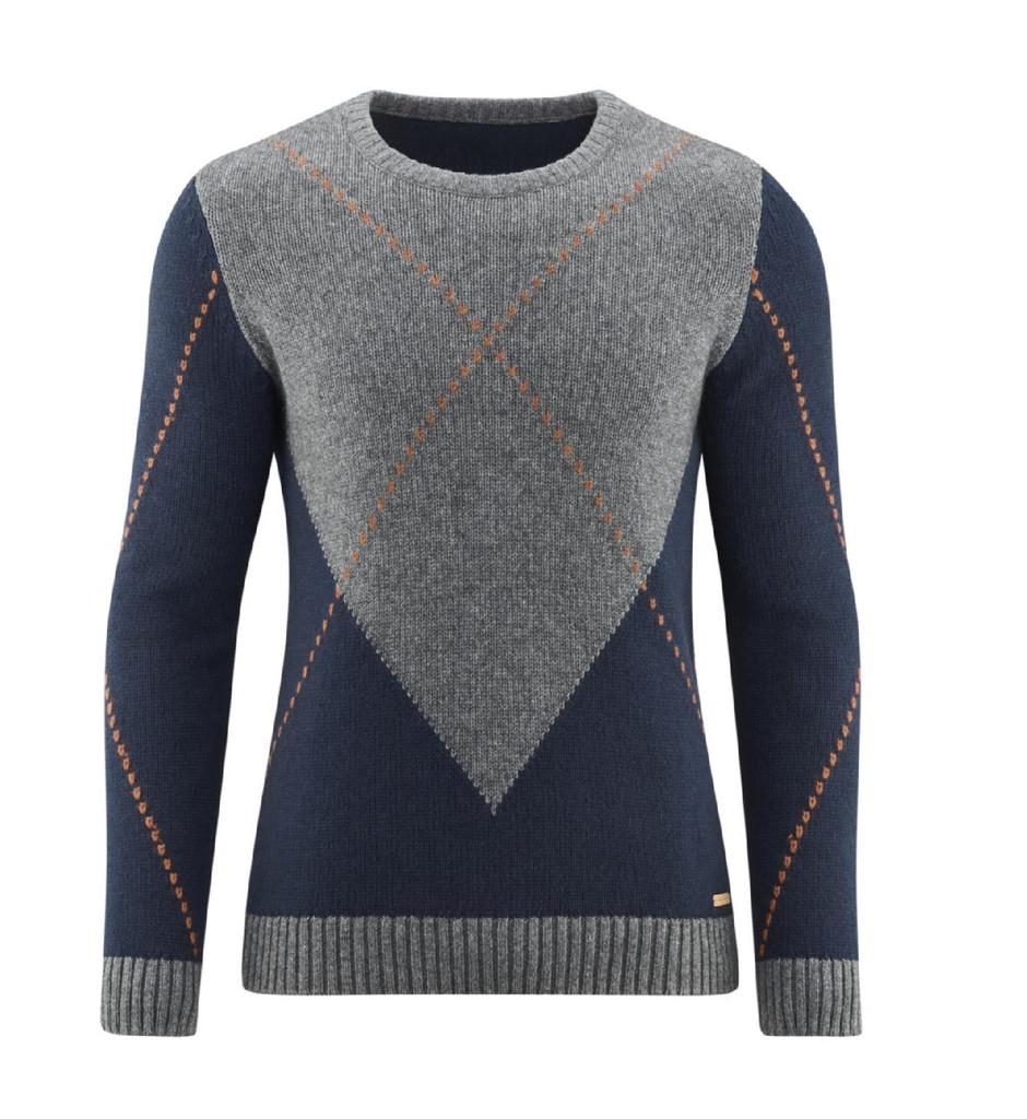 Men's Organic Cotton Wool Sweater