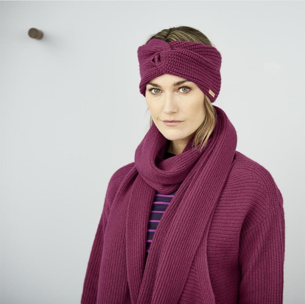 Unisex Scarf Organic Cotton Wool