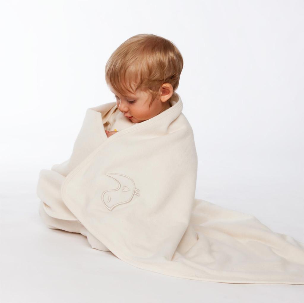 Fleece blanket Organic Cotton